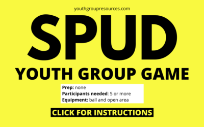 Spud Game Instructions
