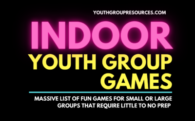 Indoor Youth Group Games